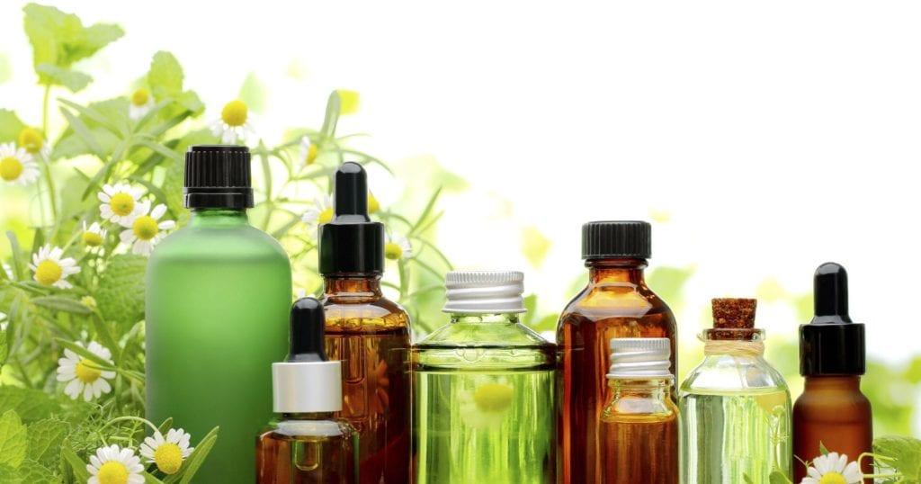 essential oils antibiotics