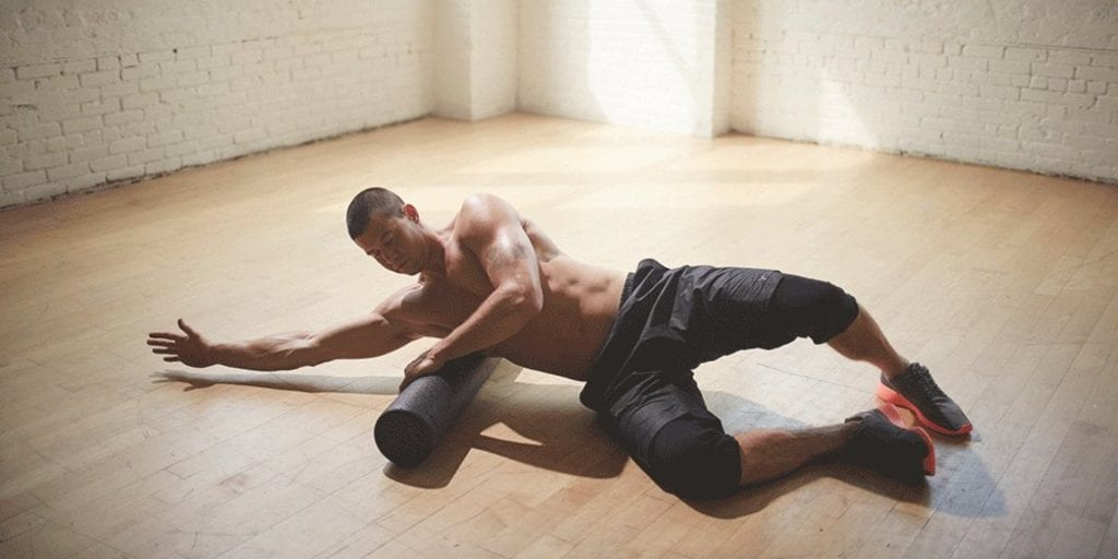 Foam rolling The amazing benefits of foam rolling