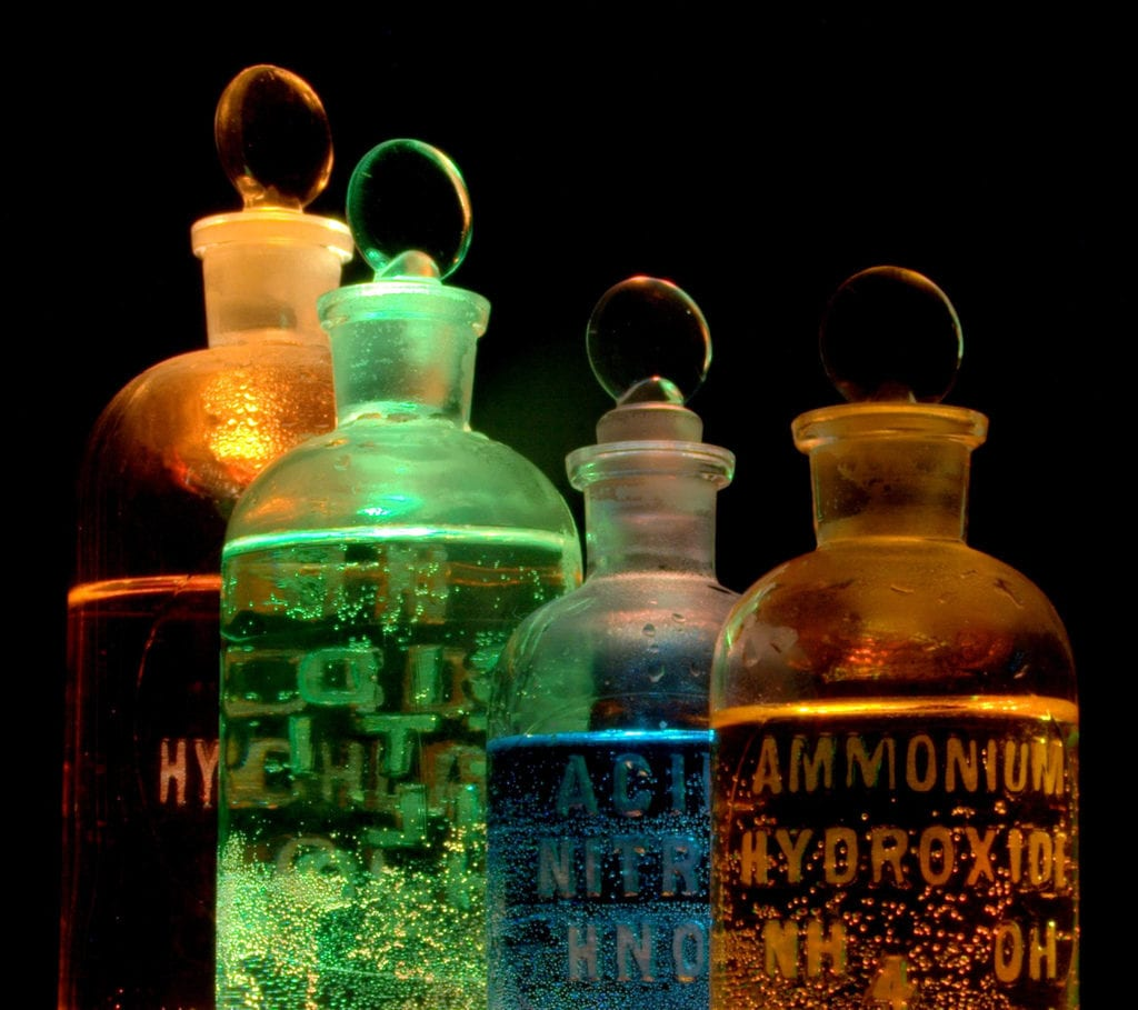 fragrant chemicals Fragrance oils are just a bunch of chemicals