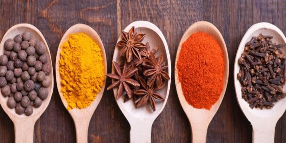 kitchen spices superfoods Eight common kitchen spices that are healing superfoods