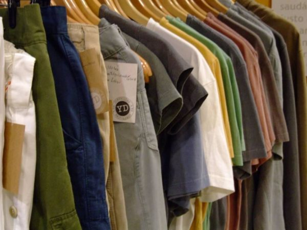 Organic Clothing e1482289897776 Are Your Clothes Harming Your Health?
