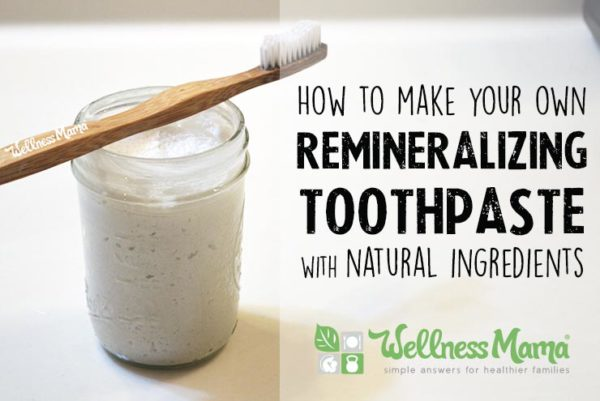 how to make your own remineralizing toothpaste with natural ingredients e1482252394107 Homemade remineralizing toothpaste recipe