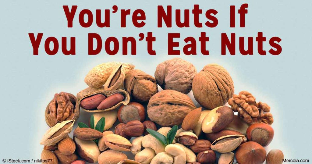 nuts if you dont eat nuts fb More Proof That Nuts Are Part of a Healthy Diet