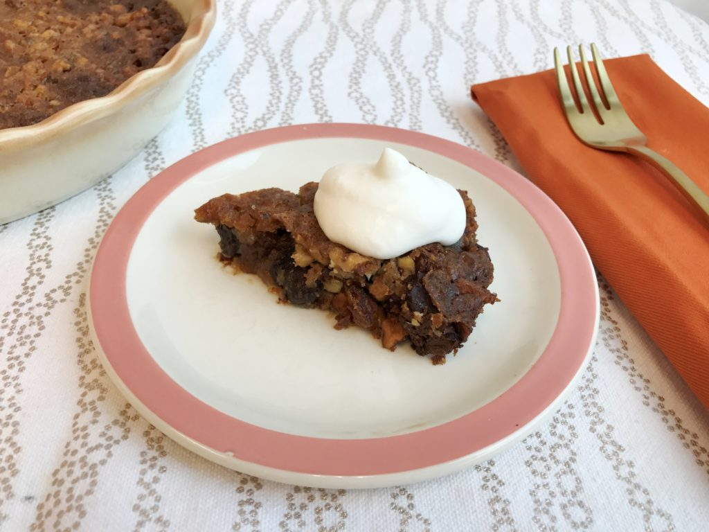 walnut pie (Yummy) Gluten Free Pie Recipe