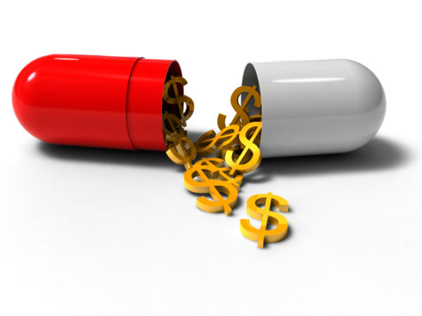 Will Big Pharma ever stop squeezing money out of people?