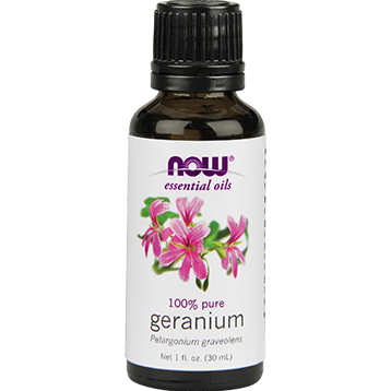 Geranium Oil 1 oz 19.99 7552 1 GERANIUM ESSENTIAL OIL 1 OZ