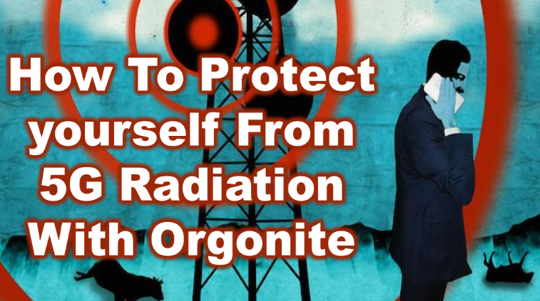 How to protect yourself from 5G with Orgonite Scientists and doctors make it clear 5G dangerous to human health - 5G Summit