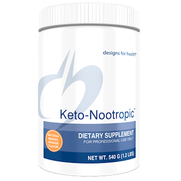 Keto-Nootropic designs for health