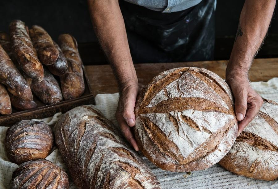 Homemade sourdough bread 1548821783073 Is this enzyme in processed food responsible for gluten-sensitive diseases? Gluten may not be the problem