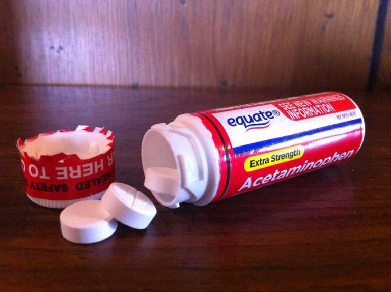 Equate Aceteminophen New study links acetaminophen (Tylenol) use to Attention Deficit Disorder with Hyperactivity