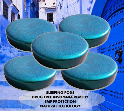 5 Sleeping Pods Orgone Energy Sleeping Pods