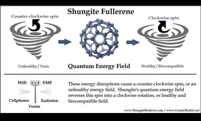 Shungite Orgonite Amazing Health Benefits