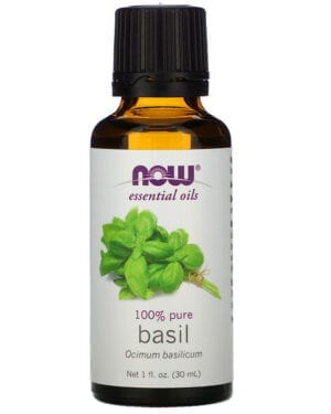 basil essential oil GERANIUM ESSENTIAL OIL 1 OZ