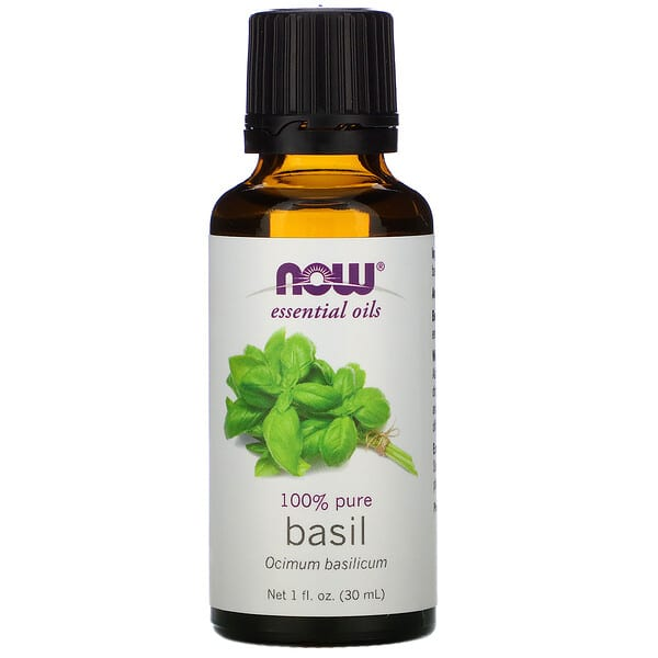 basil essential oil Basil Essential Oil 1 oz