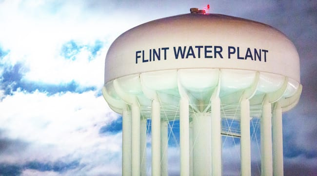 Metals-poisoned residents of Flint, Michigan to sue EPA