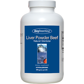 liver powder Glandulars