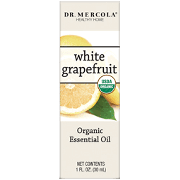 organic grapefruit GERANIUM ESSENTIAL OIL 1 OZ
