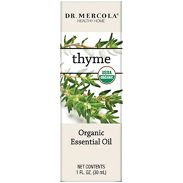 organic thyme ROSEMARY ESSENTIAL OIL ORGANIC 1 OZ