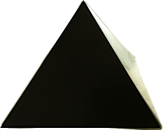 pyramid orgonite shungite Orgonite Urban Garden Set