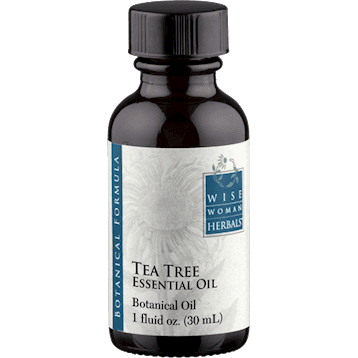 tea tree EO PATCHOULI ESSENTIAL OIL ORGANIC .25 OZ