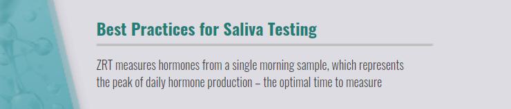 saliva test