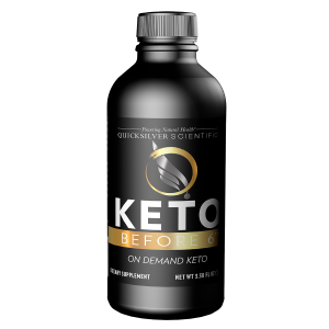 Keto Before 6 100ml Front Low-carb 'Keto' diet may improve brain function and memory in older adults