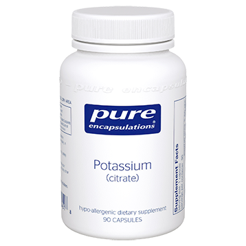 Potassium citrate Healthy Arteries