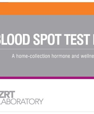 blood spot kit image Elite Thyroid Profile