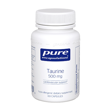 taurine 500 Healthy Arteries