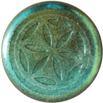 1 garden puck Orgonite Urban Garden Set