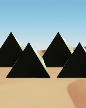 4 pyramids bg You May Be Lost