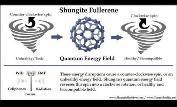 Shungite Fullerene Orgonite Shungite Pyramids