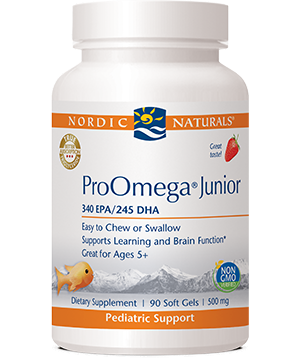 junior PROOMEGA 2000 60/120 SOFTGELS