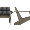 orgonite chair Beautiful Protective Shungite Orgonite Tiles | Moroccan Design