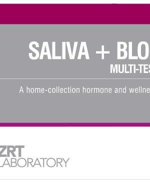 saliva plus blood kit image Saliva Profiles