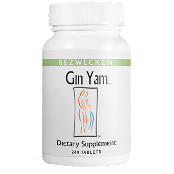 GinYam DHEA 240 tablets Dietary Supplements