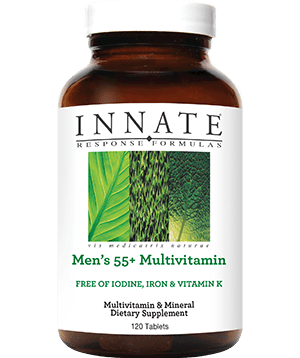 Men over 55 1 Women's 55+ Multivitamin