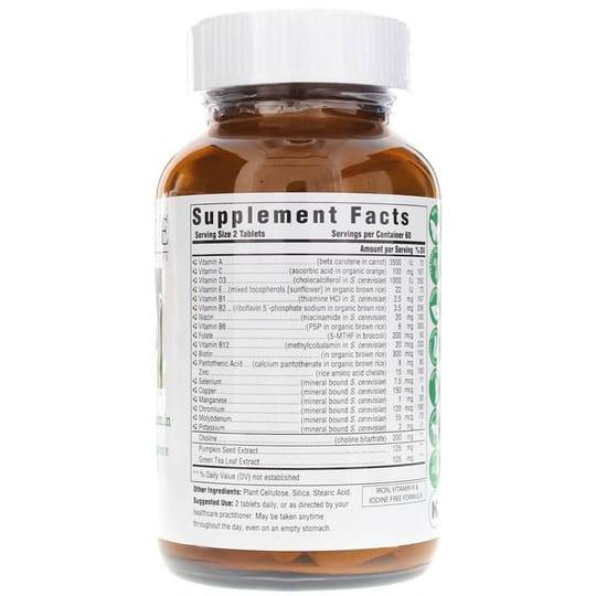 mens 55 plus multi iron free INR 120 Tabletsmain2 Men's 55+ Multivitamin 120 tabs