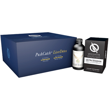 pushcatch Push/Catch Liver Detox