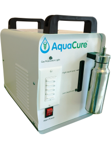 AquaCure EAH160 Hydrogen Therapy Medicine 1 Hydrogen Therapy for Covid-19: Videos and References