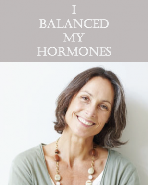 I balanced my hormones ZRT Lab Hormone Tests