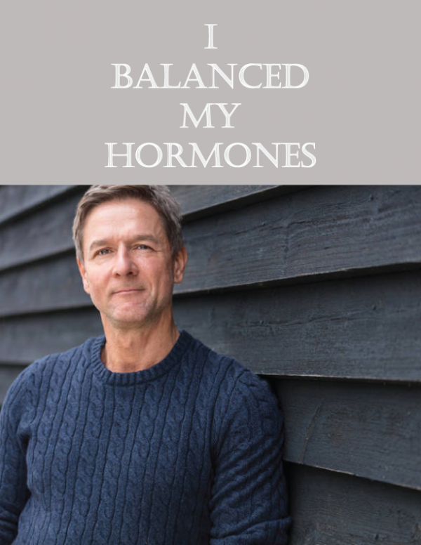 balanced hormones male Male Comprehensive Profile