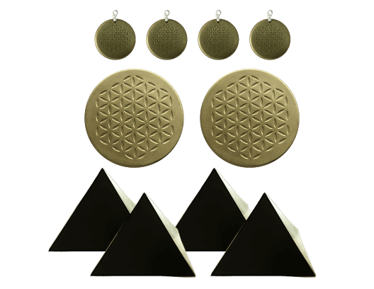 orgonite total family defense system EMF Protection with Orgonite