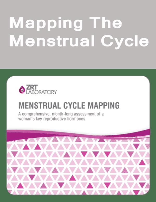 Mapping menstrual cycle Menstrual Cycle Mapping Profile
