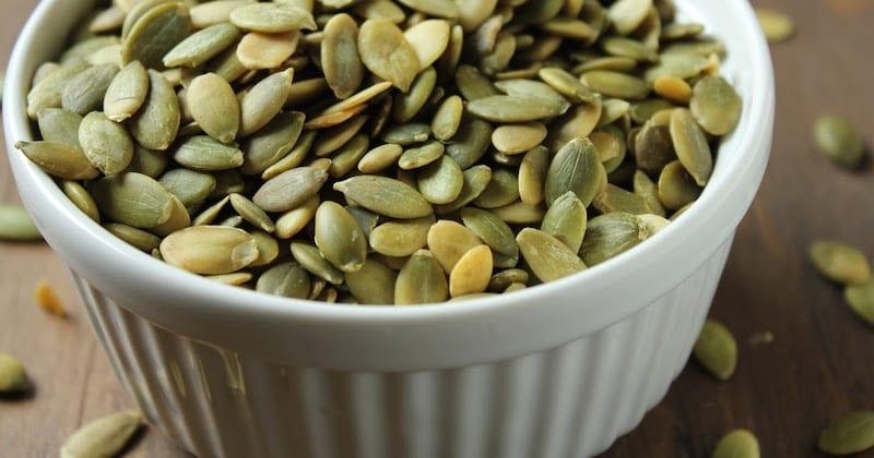 hulled pumpkin seeds Recipes