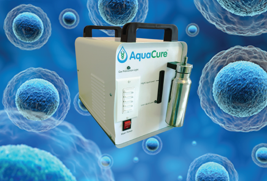 thumb 1 AquaCure Brown's Gas/HHO Generator: Hydrogen Water and Inhalation FAQs