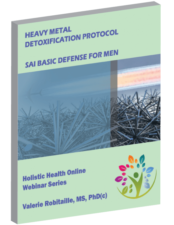 Basic Defense Protocol men beveled SAI Basic Defense For Men