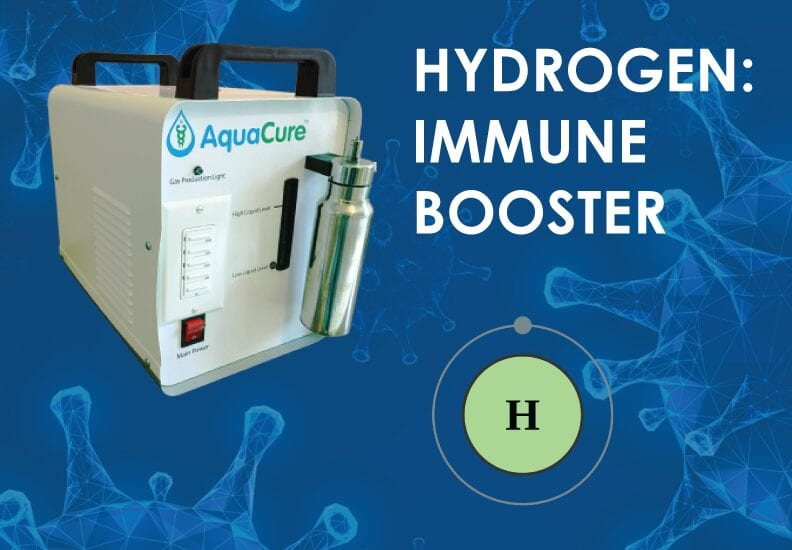 hydrogen for health