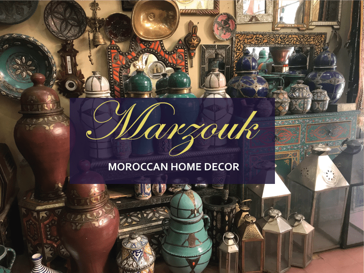 Marzouk Thank You For Signing Up - Marzouk Marrakech