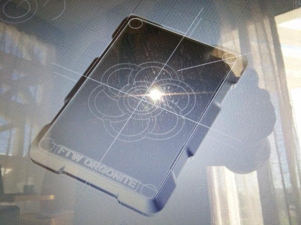 phone shield Orgonite Phone Shields
